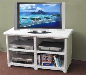 wicker-tv-stand